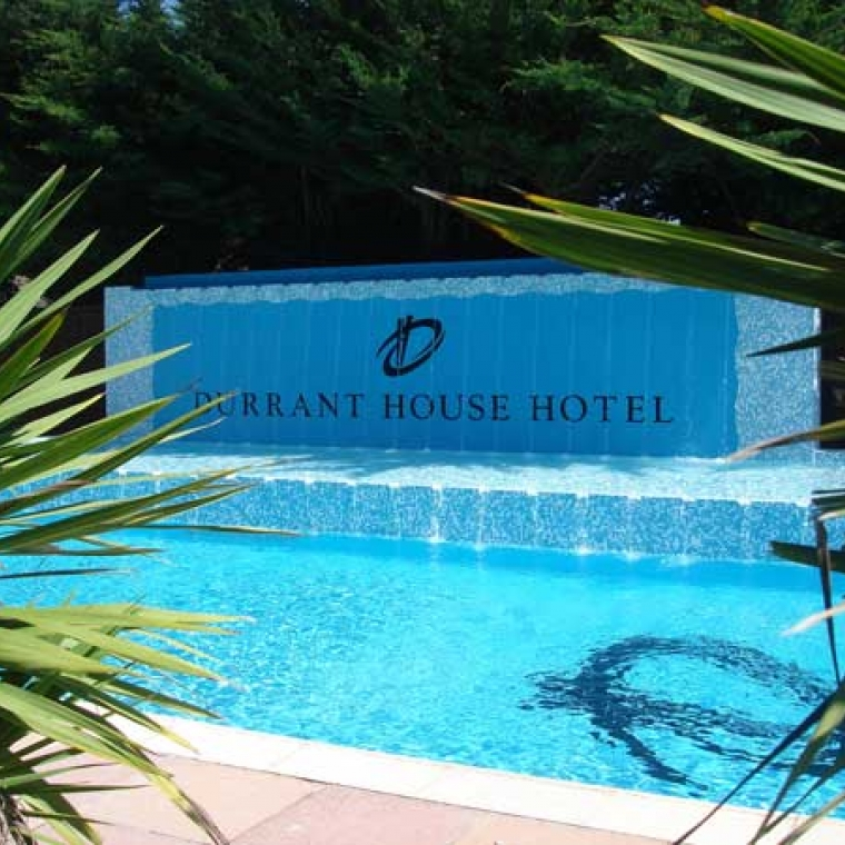Durrant House Hotel Swimming Pool