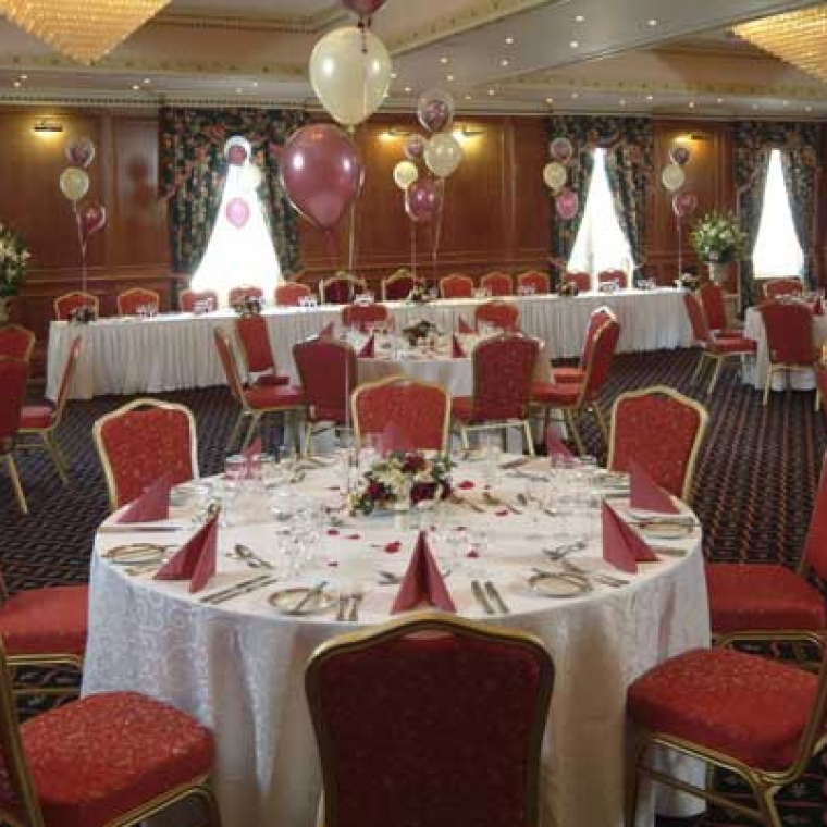 Birthday Parties at the Durrant House Hotel Bideford